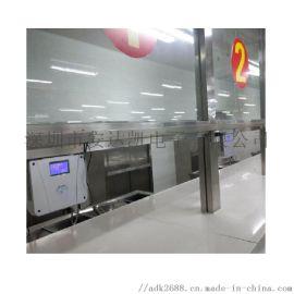 上海机关售饭机功能 饭堂在线充值IC卡 机关售饭机