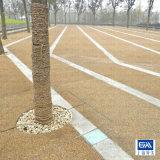 C25透水混凝土 透水混凝土车行道材料施工