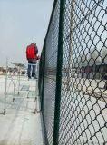 低碳鋼絲網運動場地圍網 廣西運動場地圍網