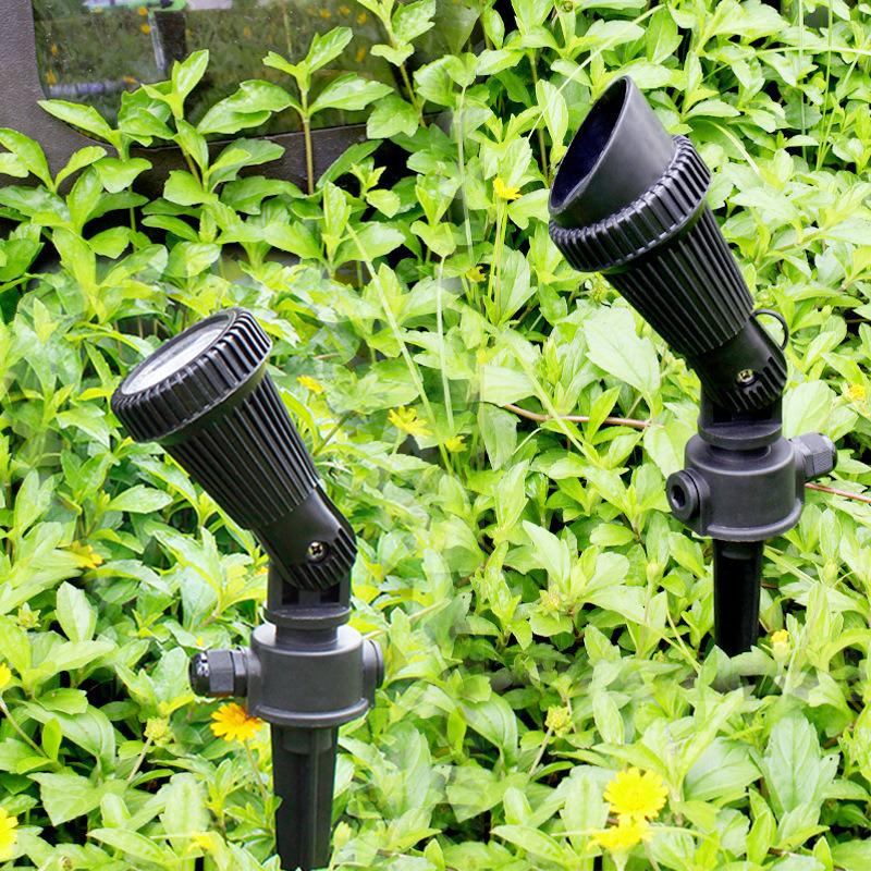 投射灯 led户外防水照树灯庭院景观灯投光灯插地灯