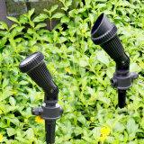 投射燈 led戶外防水照樹燈庭院景觀燈投光燈插地燈
