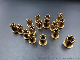 东莞螺杆镀钛镀铬加工,传送螺杆镀铬