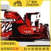 广州帅拓机械公司制造收割机贴花 甘蔗收割机标签 农业机械贴纸牛皮纸