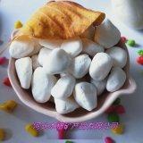 金华本格厂家 白石子 白色鹅卵石 铺面装饰小白石头
