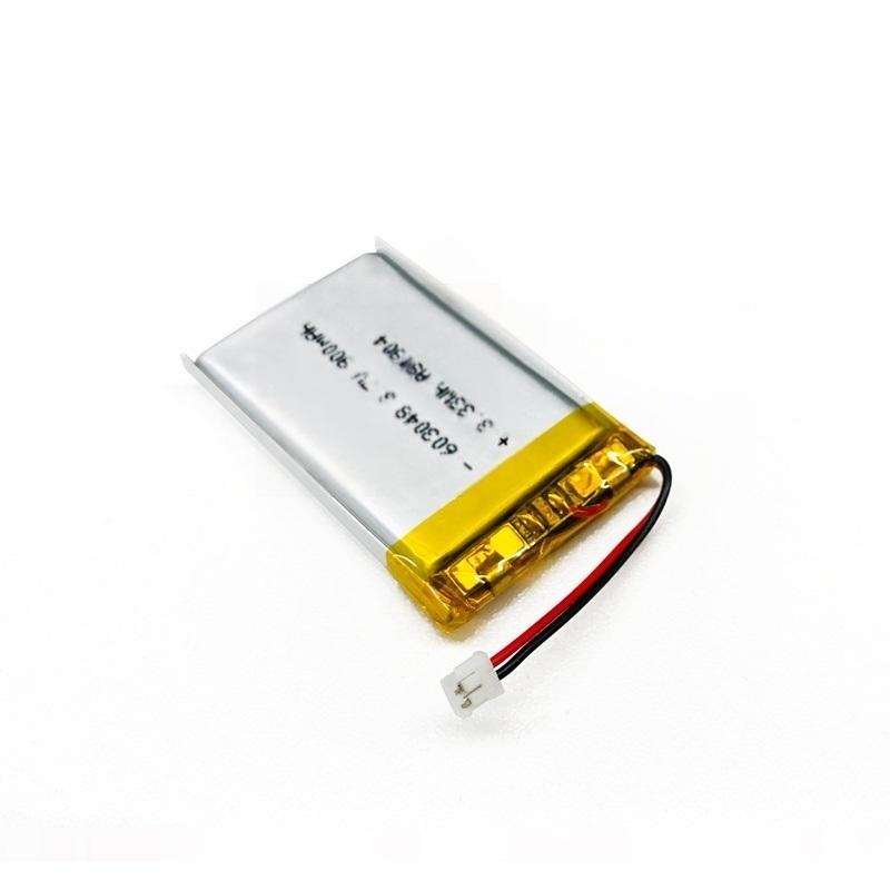 鋰聚合物電池603048 3.7v 900mah