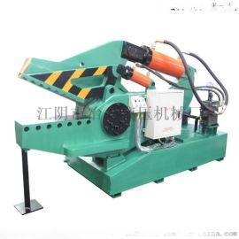 螺纹钢、钢筋剪切机 液压废铁剪切机QO8-160