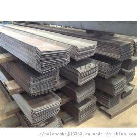 止水钢板定制多规格建筑工程隧道桥梁镀锌止水钢板