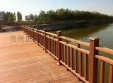 貴州世騰戶外隔離木塑護欄