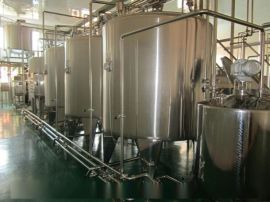 小型饮料加工设备|玻璃瓶黑木耳饮料生产设备|自动化木耳汁生产线-科信品质保证