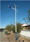 太阳能路灯新农村户外灯杆超亮乡村锂电池高杆路灯