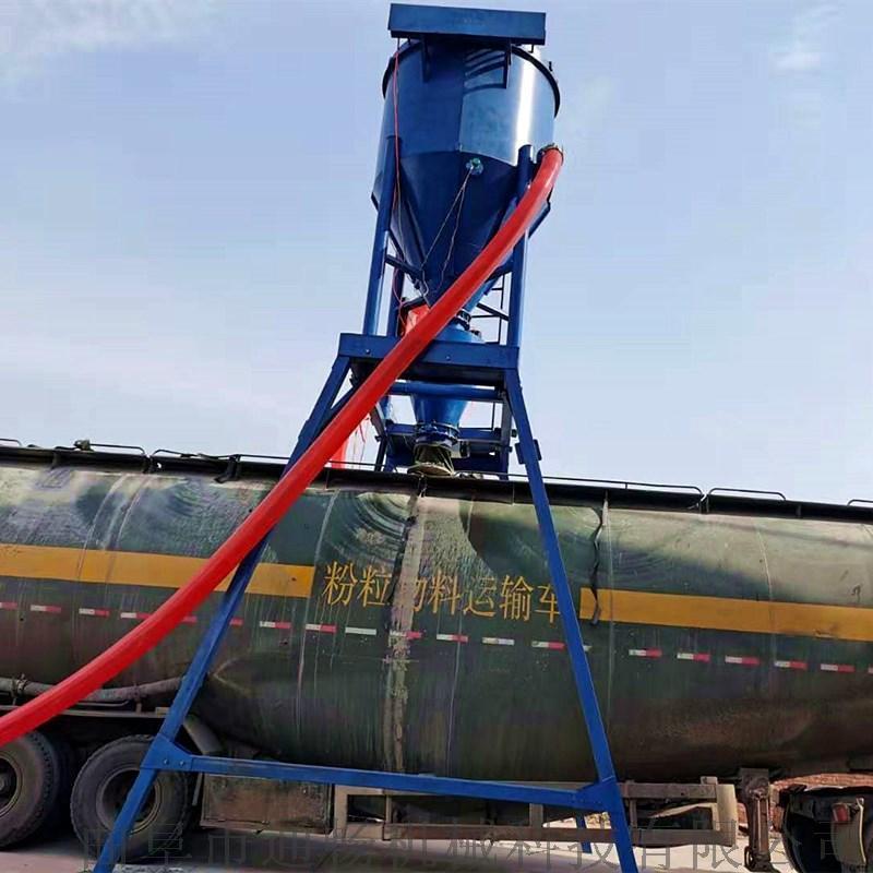 通暢氣力吸灰機 河北粉煤灰裝車機 風力水泥清庫機