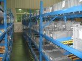 订做流利货架滑移滚动流利式货架滑动滑轨传送仓储货架