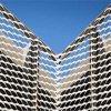幕牆鋁板網 鋁拉網幕牆 色彩豔麗規格定制產地貨源