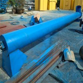 装包绞龙 立式螺旋输送机 六九重工 包装上料机价格