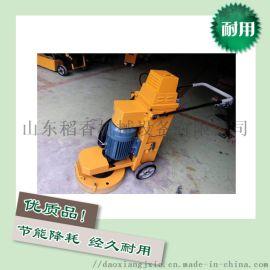 买地坪研磨机送磨头 稻香旧水泥路面打磨机**中