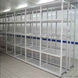 货架仓库仓储置物架移动带轮碳钢镀铬线网不锈钢货架