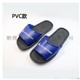 厦门防静电拖鞋 无尘室拖鞋  PVC防静电鞋