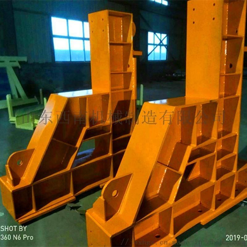 1.4米煤灰皮带输送机 上运倾角皮带输送机设计