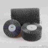 厂家优质供应四股磨料丝管道刷_磨料丝轮刷