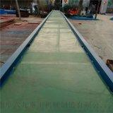 重庆双槽钢电动升降装卸料输送机 六九按需加工Lj8