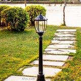 太阳能草坪灯欧式庭院灯户外照明