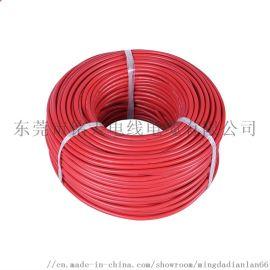 厂家直供8awg特软硅胶线 耐200℃航模高温线