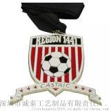 足球賽事獎牌,深圳紀念獎牌生產,高檔運動掛牌廠