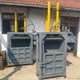 標準耐用的油壓捆包機 50噸礦泉水瓶油壓捆包機
