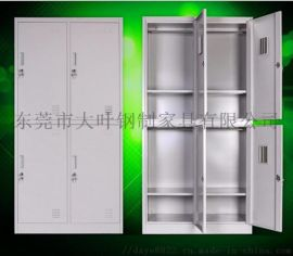 员工铁皮储物柜-如图8门铁皮储物柜-员工储物柜厂家