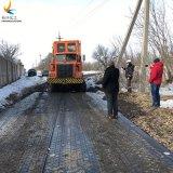 PE路基板 聚乙烯铺路板 施工铺路垫板