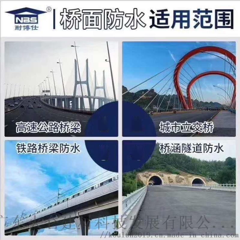浙江耐博仕FYT-1型  -1500型桥梁防水