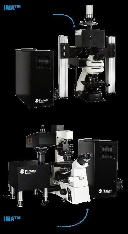 IMA™高光谱显微系统