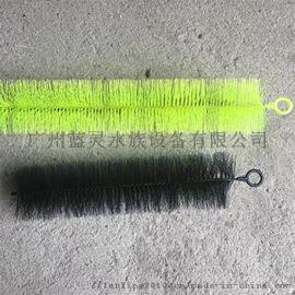 渔悦 生物过滤PVC毛刷