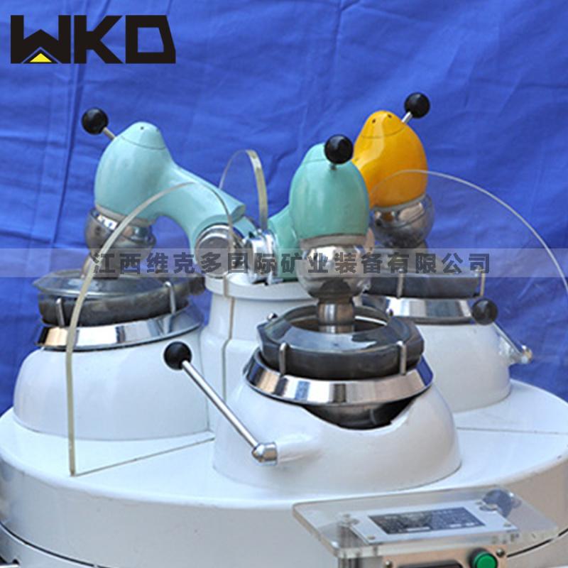 三头研磨机 XPM120*3研磨机 矿石研磨设备