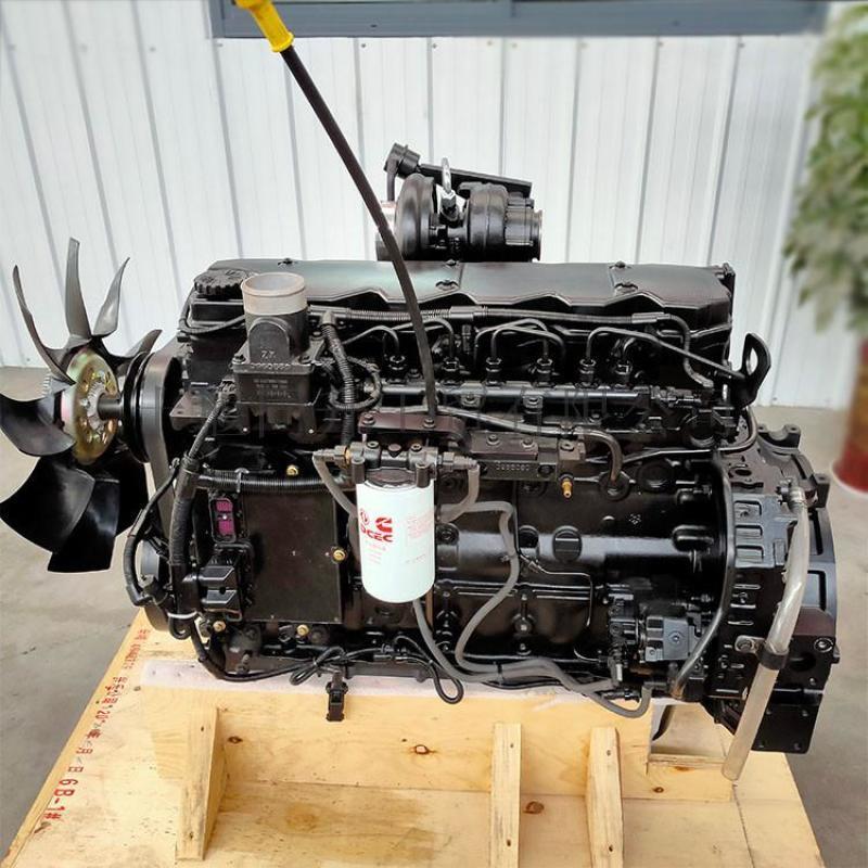 220馬力康明斯QSB6.7 工程機械電噴柴油機