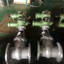 矿用防爆不锈钢电动闸阀Z9B41H-16P