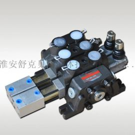 DCV60-2OQ手動氣控多路閥