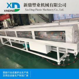 江苏厂家供应PE排水管生产线  单螺杆管材生产线