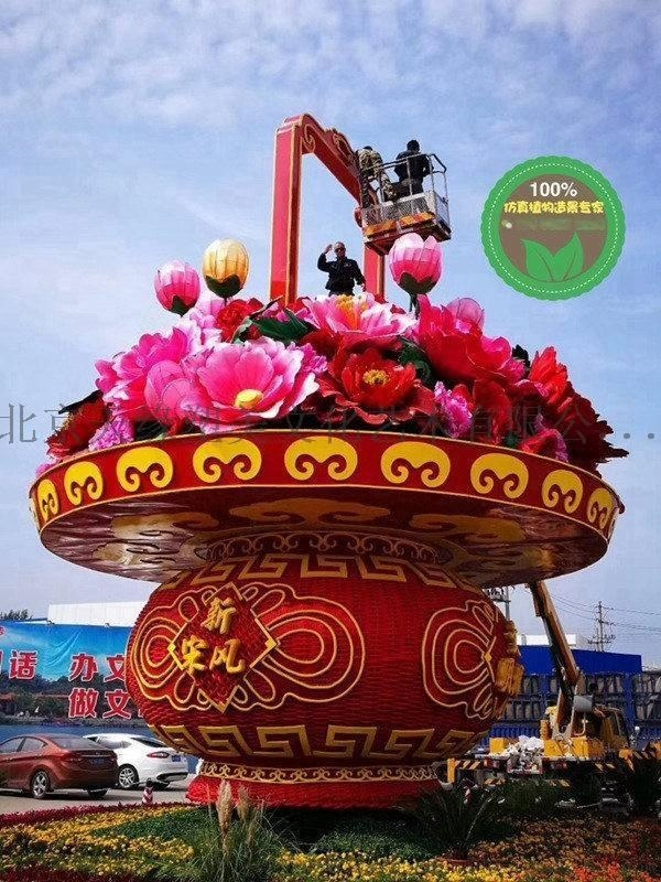 北京綠雕廠家 五色草雕塑 模擬綠雕 植物牆製作廠家