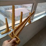 玻璃钢组合式电缆托臂电线槽支架