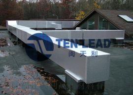室外/户外/屋顶防腐耐候保温空调风管
