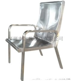 304不锈钢座椅室外-连体排椅椅品牌