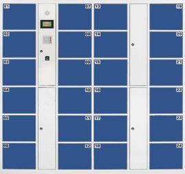 IC卡智能寄存柜,共享储物柜,电子存包柜-瑞丰智柜