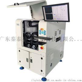 秦泰盛紧凑型不干胶自动贴标机