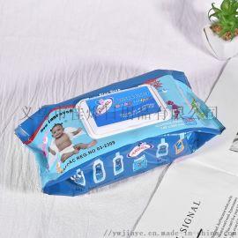 10大包装湿巾120抽新生儿宝宝湿纸巾手口专用