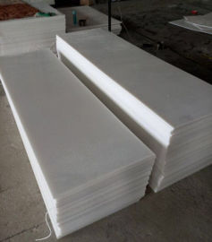 400万分子量高分子板 HDPE板生产厂家