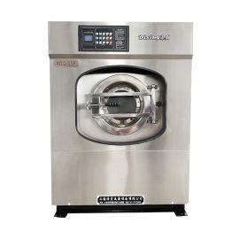 涤星XGQ-15F全自动滚筒洗脱机大型工业洗衣机