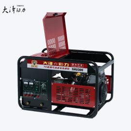 本田动力350A汽油发电电焊机