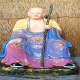 玻璃钢佛像生产厂家、金昌市十八罗汉雕塑厂家