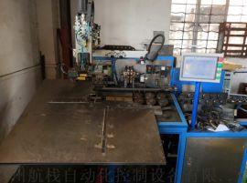 广州航栈牌弯框对焊机(3-6mm线径)